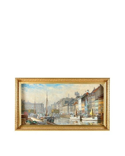 Auxerre Canal, Impression