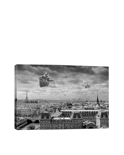 Thomas Barbèy Sowing The Seeds Of Love Giclée Canvas Print