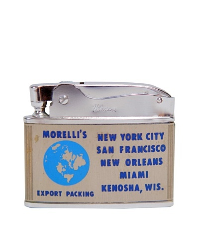 Vintage Circa 1950's Morelli's Export Packing Lighter