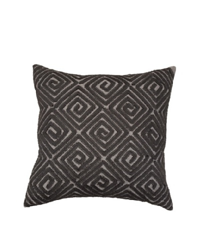Dream Time Pillow, Charcoal Grey, 18 x 18As You See