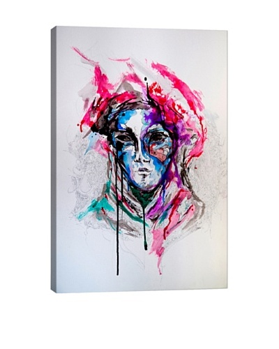 Marc Allante Masq Canvas Print