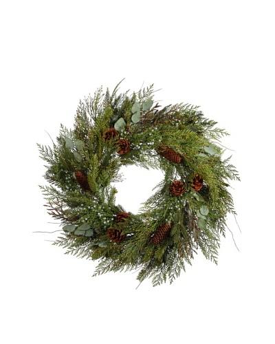 Cedar Pine Mix Wreath