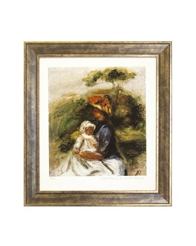 Pierre-Auguste Renoir Mother & Child Limited Edition Giclée