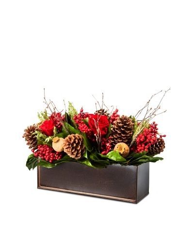 Holiday Berry Centerpiece
