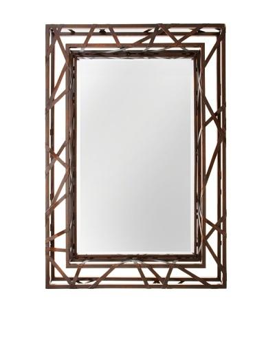 Peerless Mirror, Bronze