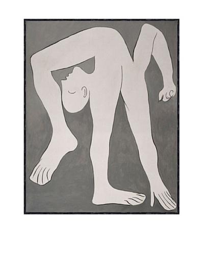 Pablo Picasso L'acrobate (The Acrobat) Framed Art