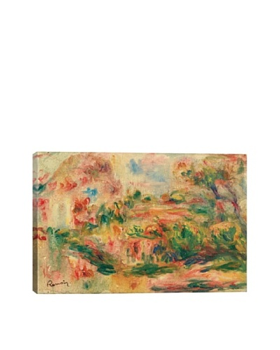 Pierre-Auguste Renoir's Paysage (1919) Giclée Canvas Print
