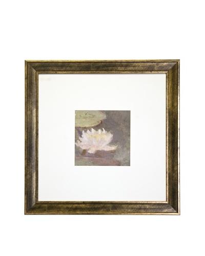 Claude Monet Le Ninfee Rosa (Detail I) Limited Edition Lithograph