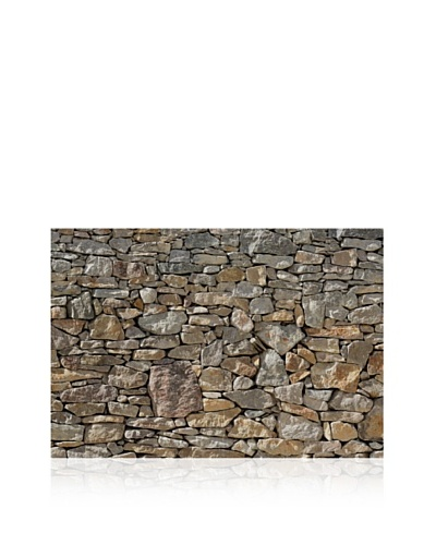 Stone Wall MuralAs You See