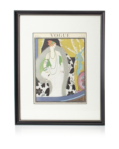 Original Vogue Cover from 1921 by Helen Dryden