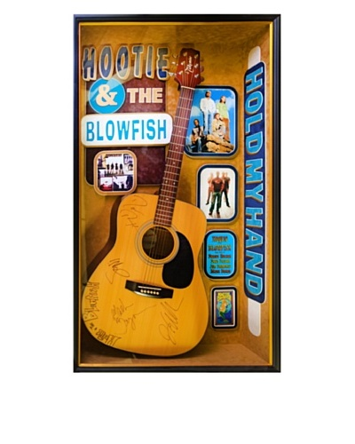 Signed Hootie & the Blowfish Guitar