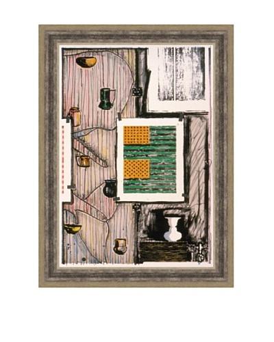 Jasper Johns: Ventriloquist, MoMA