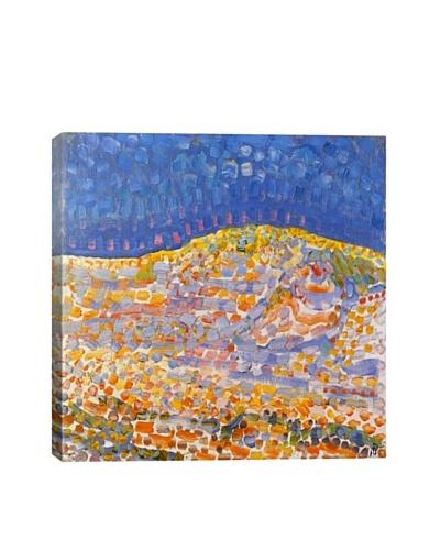 Piet Mondrian's Dune II (1909) Giclée Canvas Print