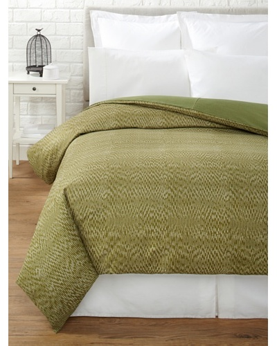 Sade Duvet, Queen, Green