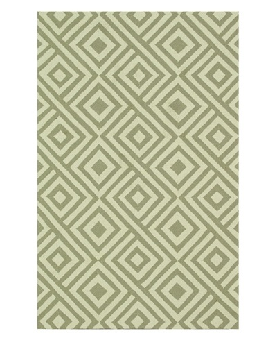 Venice Beach Indoor/Outdoor Rug [Grey/Ivory]