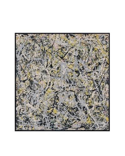 """Pollock """"No. 4, 1949"""""""