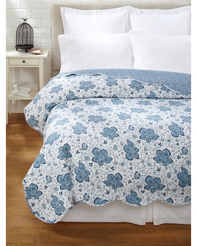 Chesapeake Bay Quilt [Blue]