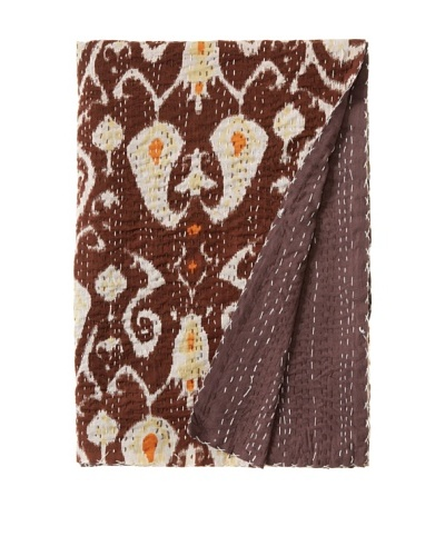 Paisley Bed Cover