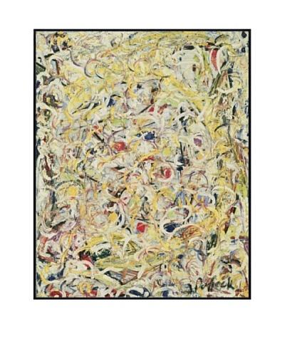 Jackson Pollock Shimmering Substance, 1946