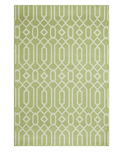 Baja Indoor/Outdoor Rug [Green]