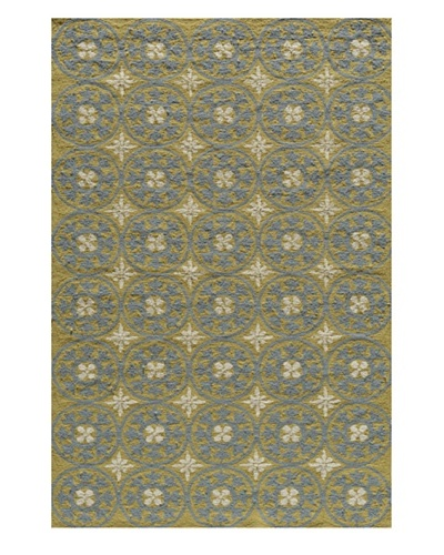 Veranda Indoor/Outdoor Rug [Yellow]