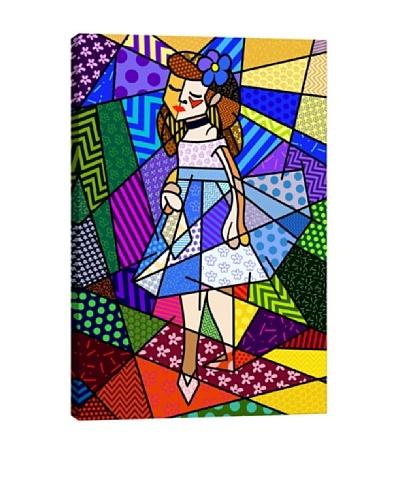 The Dancer 3 (After Pierre Auguste Renoir) Canvas Giclée Print