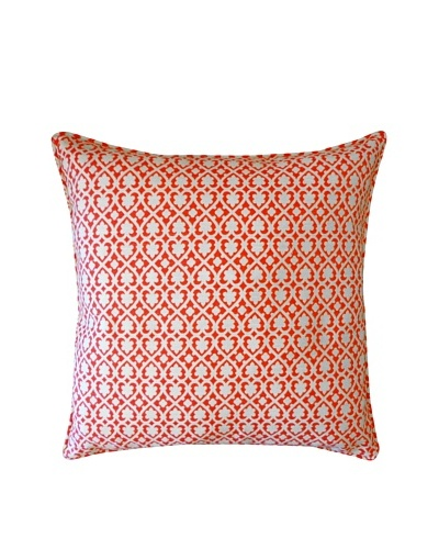 Speed Throw Pillow, Red