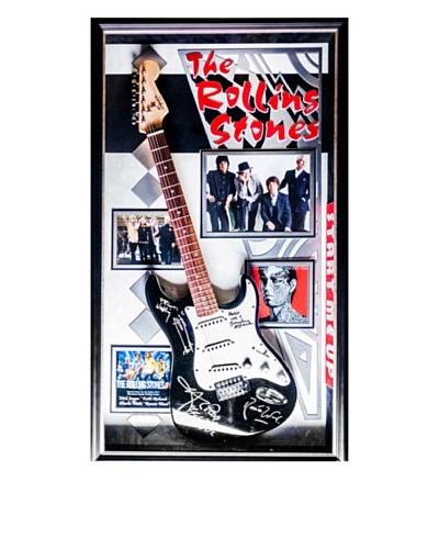 Signed Rolling Stones Guitar