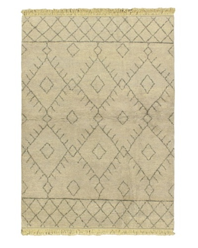 Marakesh Modern Rug, Grey, 4' 7 x 6' 7