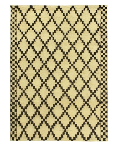 Marakesh Modern Rug, Cream, 4' 10 x 6' 8