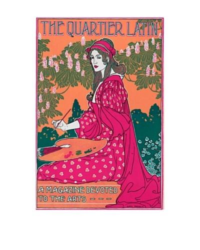 The Quartier Giclée Canvas Print