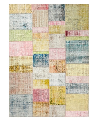 ABC Carpet & Home One Of A Kind Overdyed Rug [Pastel Multi]