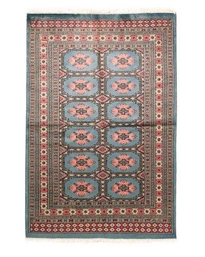 Vintage Caucasian Rug [Multi]