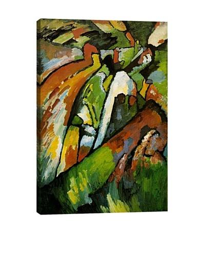 Wassily Kandinsky's Improvisation 7 Giclée Canvas Print