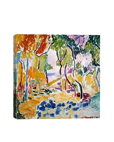 Henri Matisse's The Joy of Life (1905) Giclée Canvas Print
