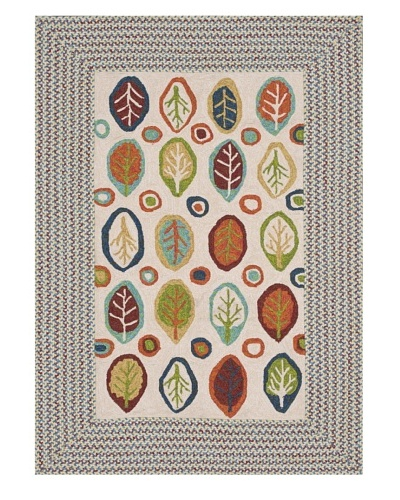 Zamora Indoor/Outdoor Rug [Ivory]