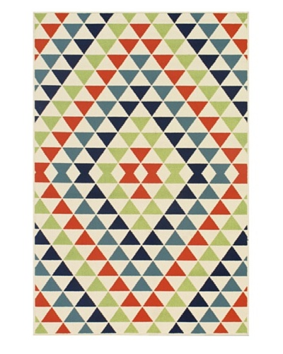 Baja Indoor/Outdoor Rug [Multi]