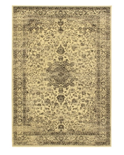 Classic Flora Traditional Rug