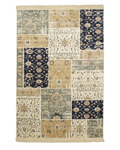 Soraya Patch Modern Rug