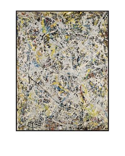 Jackson Pollock Number 9, 1949