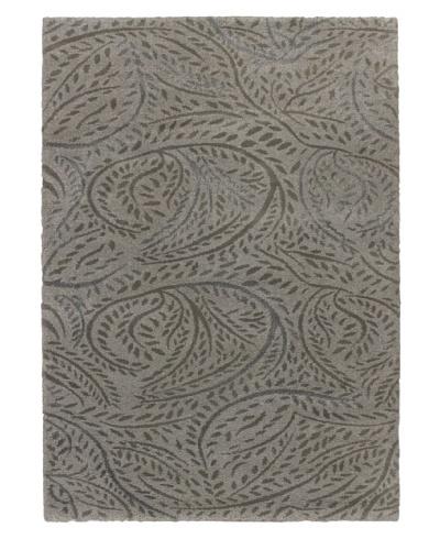 Prestige Shag Rug, Gray, 5' 5 x 7' 8