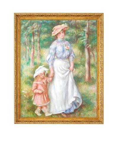 Pierre-Auguste Renoir: Promenade (La Promenade), 1906