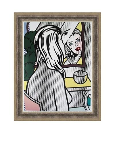 Roy Lichtenstein: Nude At Vanity