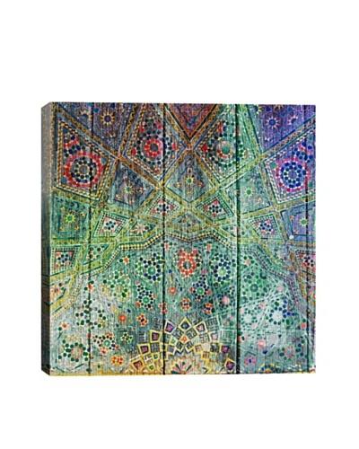 Mosaic #2 Giclée Canvas Print