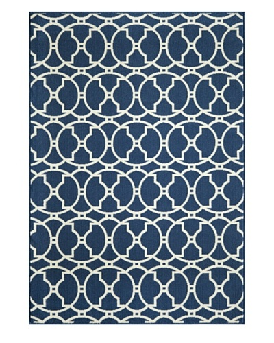 Baja Indoor/Outdoor Rug [Navy]