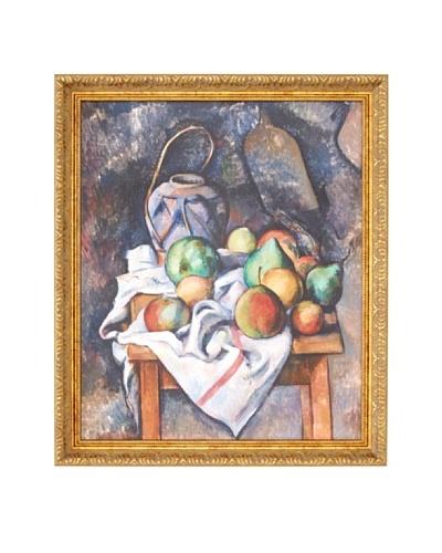 Paul Cézanne: Ginger Jar (Pot de gingembre), 1895