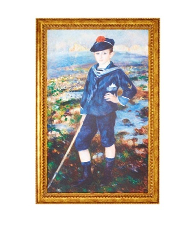 Pierre-Auguste Renoir: Sailor Boy (Portrait of Robert Nunes), 1883