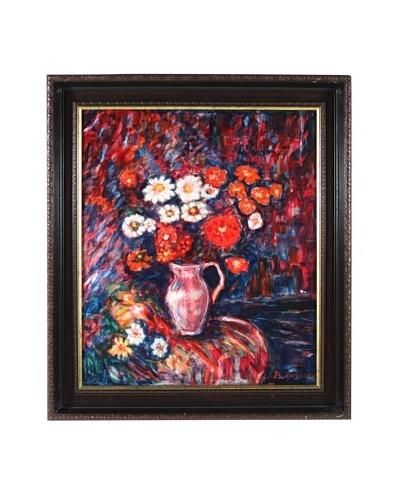 Floral Framed Artwork