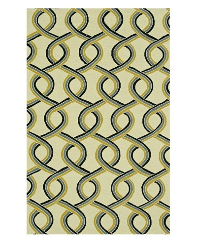 Venice Beach Indoor/Outdoor Rug [Ivory/Multi]