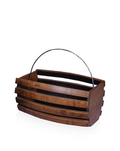2 Day Designs Large Wine Basket